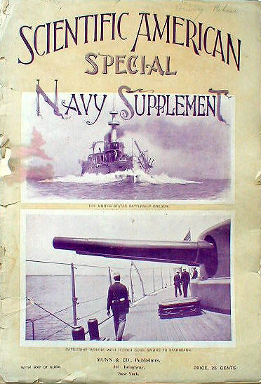 Special Navy Supplement, 1898