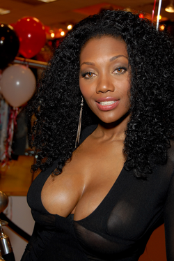 Nyomi Banxxx is a former porn actress