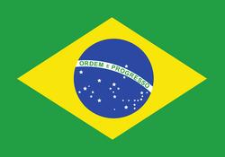 Bandeira do Brasil - Fonte: Pixabay [https://pixabay.com/static/uploads/photo/2012/04/10/23/26/brazil-26999_960_720.png]