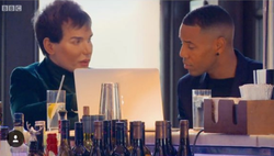 Featured in a BBC documentary with Reggie Yates