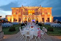 Beatrice de Rothschild's villa on the Côte d'Azur, France