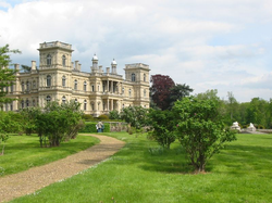 Château de Ferrières                                , the largest château of the 19th century, was built in 1854. It is set on a 30 km                                 2                                (12 sq mi) estate. It was donated to the University of Paris in 1975.
