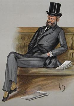 Baron Ferdinand de Rothschild, M.P. (1839–1898)