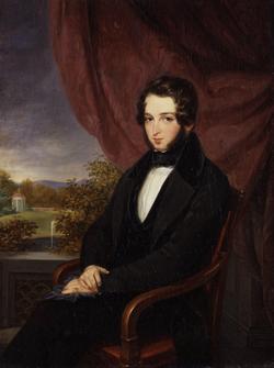 Lionel de Rothschild, whose colt Sir Bevys won the 1879 Epsom Derby