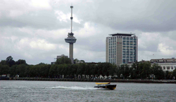 The                                 Euromast                                in 2005.