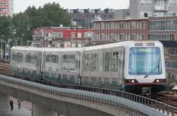 Rotterdam metro