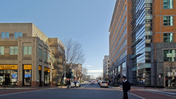 Buildings in Reston Town Center