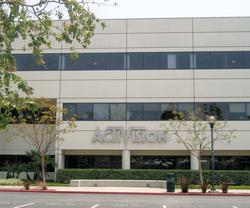 Headquarters of                                 Activision
