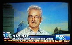 Larry Kelley on Fox News