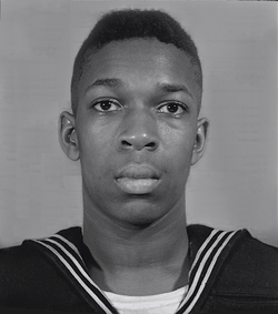 Coltrane's first recordings were made when he was a sailor.