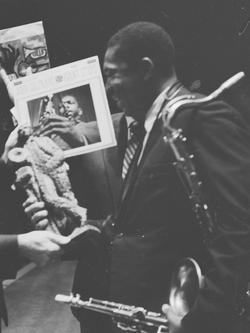 Coltrane (Amsterdam, 1961)
