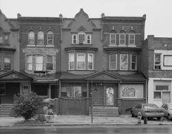 John Coltrane House, 1511 North Thirty-third Street, Philadelphia