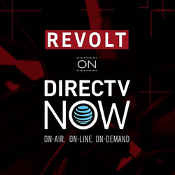REVOLT now available on DirecTV. [20]