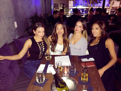 Photo of Chloe Amour with friends [4]