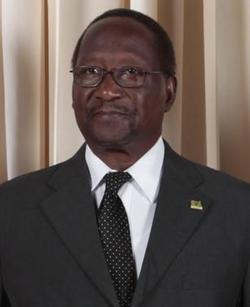 Nicholas Liverpool, Dominica's sixth president