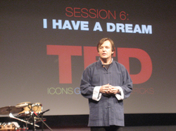 Curator Chris Anderson in 2007