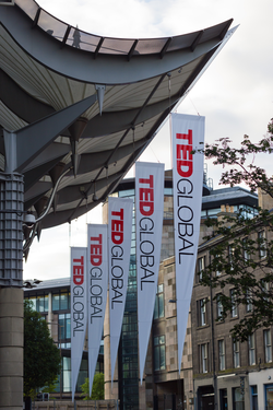 TEDGlobal 2012 at the Edinburgh International Conference Centre