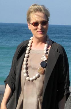 Academy Award Winning Actress                                 Meryl Streep                                ,                                 Yale School of Drama                                class of 1975