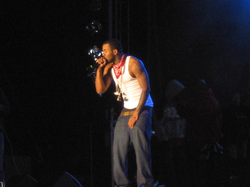 Game performing at the 2007 Hip Hop Jam festival in the Czech Republic