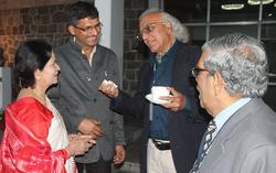 Suman Pokhrel, Pratibha Ray, Sitakanta Mahapatra and Abhi Subedi