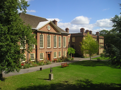Somerville College was founded as one of Oxford's first women's colleges in 1879. It is now fully co-educational.