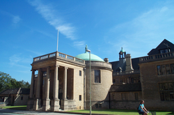 Rhodes House – home to the awarding body for the Rhodes Scholarships, often considered to be the world's most prestigious scholarship.