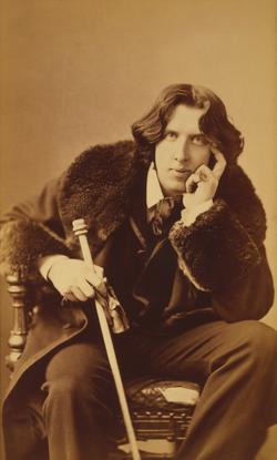 Oscar WildeMagdalen, 1874 - 1878