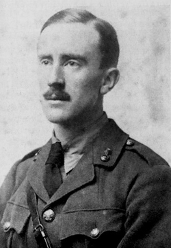 J.R.R. TolkienExeter, 1913-1915