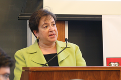 Kagan as Dean of Harvard Law School