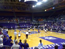 Hec Edmundson Pavilionhosts basketball and volleyball