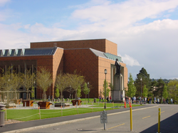 Meany Hall, concert venue