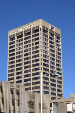 UW Tower, 22 Stories