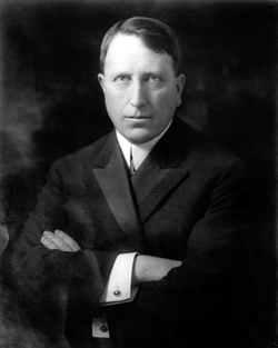 Although various sources were used as a model for Kane,                                 William Randolph Hearst                                was the primary inspiration.