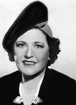Film columnist and Hearst employee                                 Louella Parsons                                was humiliated by                                 Citizen Kane                                and made numerous threats to prevent the film's release.