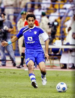 Yasser Al-Qahtani - Al Hilal club