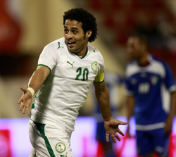 Yasser Al-Qahtani - Saudi Arabia (source:                               Getty Images                              ​)