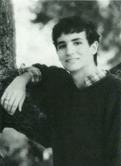 Young Rapha in HIgh School