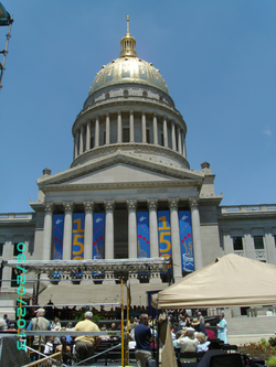 WV State Sesquicentennial