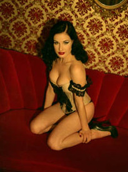 Von Teese is a prominent Neo-Burlesque performer
