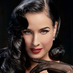 Another picture of Dita