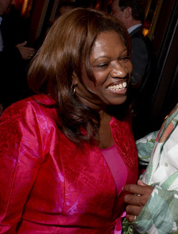 Donda West in August 2007