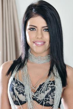 A headshot of Adriana.