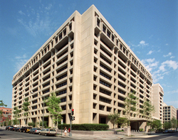 "IMF ""Headquarters 1"" in Washington, D.C."