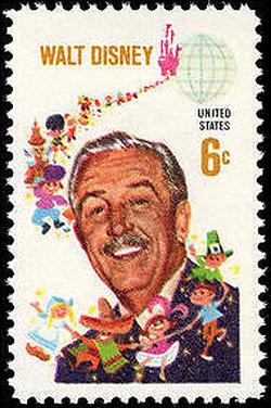 1968 U.S. postage stamp