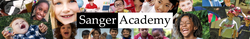 Logo for Sanger Academy​