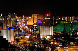 The Strip                                in late 2009