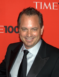 Mark Ford, President of the Sports Illustrated Group in 2010