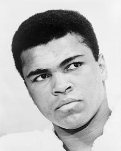Sports Illustrated Sportsman of the Century Muhammad Ali