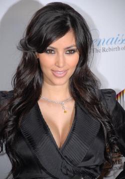 Kardashian in 2007