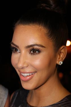 Kardashian in Australia for the                                 E!                                News: Red carpet and dinner in 2012